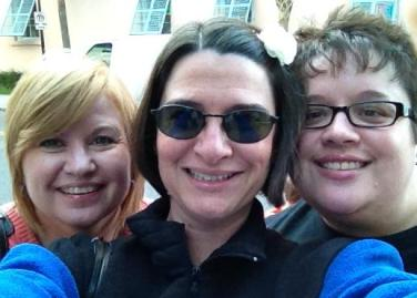 Brenda, Sandy, and Kelly