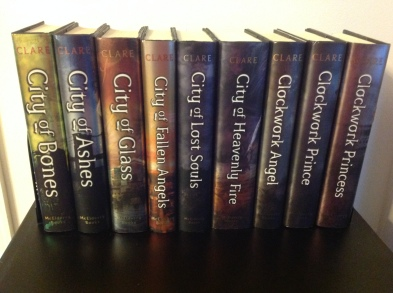 Image result for city of bones series